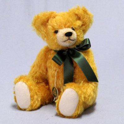 HERMANN timeless 31 cm Teddy Bear by Hermann-Coburg