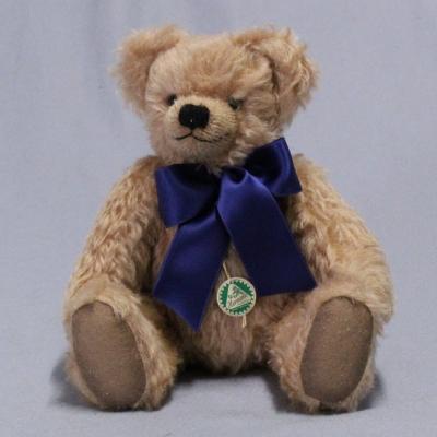 Zeitloser Klassiker - beigefarben 35 cm Teddybär von Hermann-Coburg