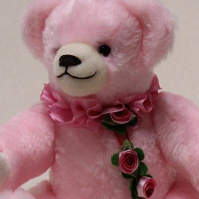 Teddy Rose 29 cm Teddy Bear by Hermann-Coburg