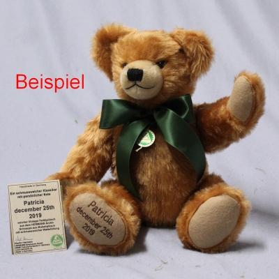 Christmas Special 2020 Modell: mittel-braun 40 cm Teddy Bear by Hermann-Coburg