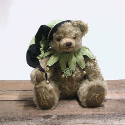 21st Sonneberg Museumsbear 2014 Teddy Bear by Hermann-Coburg
