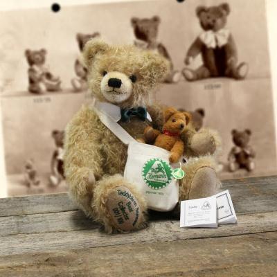 Der Teddybären Sammler 37 cm Teddybär von Hermann-Coburg