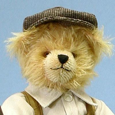 Zwispel Bär Teddy Bear by Hermann-Coburg