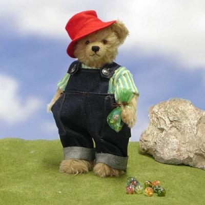Murmel Bär Teddybär von Hermann-Coburg