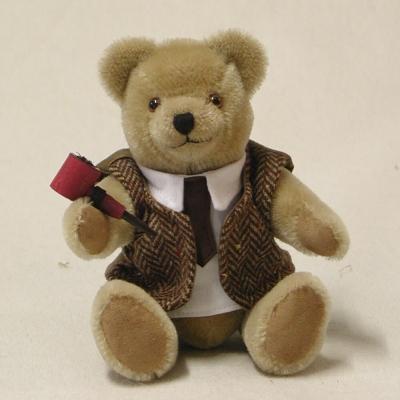 Club Bär 2013 -  Vadder Bär 19 cm Teddy Bear by Hermann-Coburg