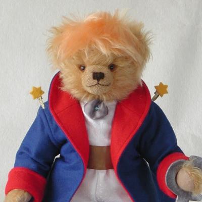 Der kleine Prinz (Masterpiece) 36 cm Teddybär von Hermann-Coburg