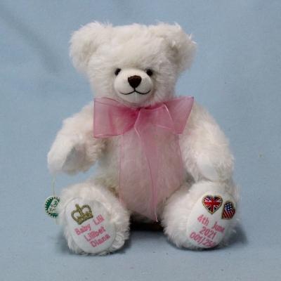 Baby Lili – Lilibet Diana Mountbatten-Windsor 33 cm Teddy Bear