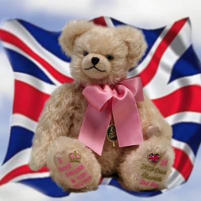 HRH Princess Charlotte Royal Baby 2 -2015 33 cm