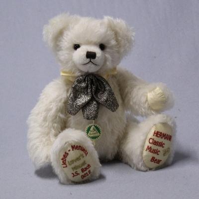 Lovers Minuet - Liebes Menuett 34 cm Teddy Bear by Hermann-Coburg
