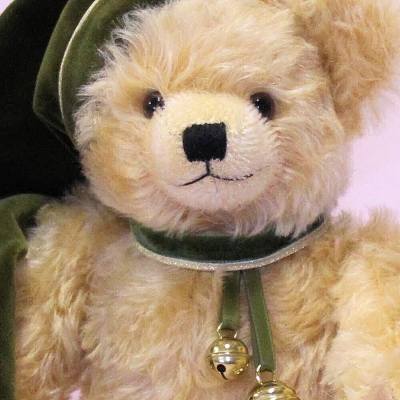 Annual Bear 2020 Little Day Dreamer 34 cm Teddy Bear by Hermann-Coburg