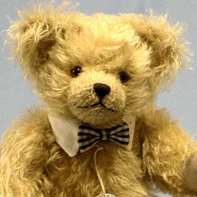 Classic Teddy Timmy Teddy Bear by Hermann-Coburg