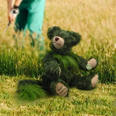 Rougherl – der kleine Bärenkobold 40 cm Teddy Bear by Hermann-Coburg