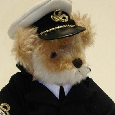 Titanic Memorial Teddy Bear by Hermann-Coburg
