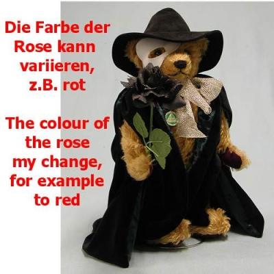 Phantom der Oper Teddybär von Hermann-Coburg