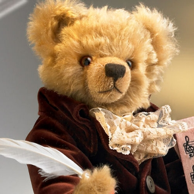 Joseph Haydn  Teddy Bear by Hermann-Coburg