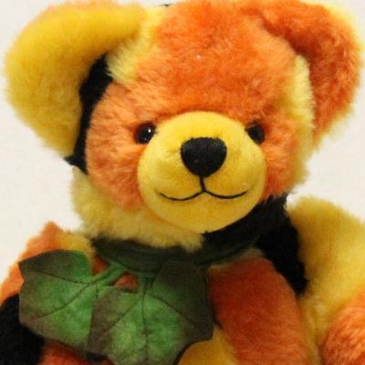 Happy Halloween Bear – Modell 2017 40 cm Teddybär von Hermann-Coburg