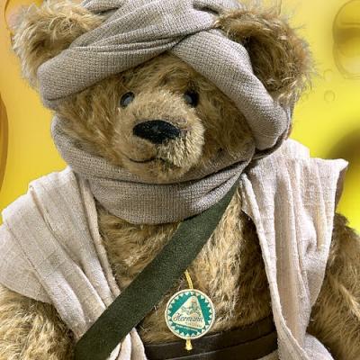 Joseph  Teddy Bear by Hermann-Coburg