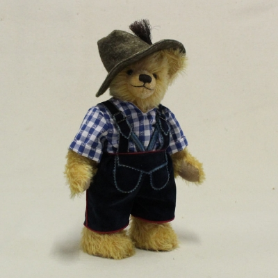 Ludwig of Bavaria 36 cm Teddy Bear by Hermann-Coburg