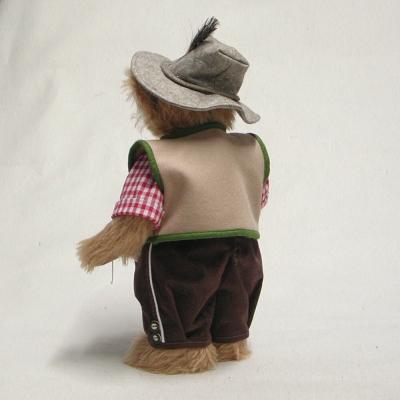 Bayern Schorsch - Happy Oktoberfest 35 cm Teddy Bear by Hermann-Coburg