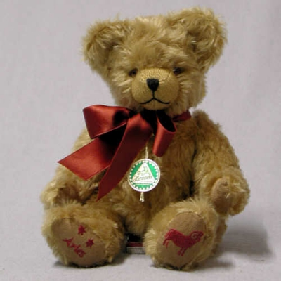 Aries Star Sign Teddybear Star Sign Teddy Bear