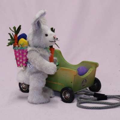Oster-Mobil 20 cm Teddybär von Hermann-Coburg