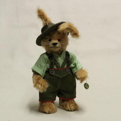 Hase Paul 35 cm Teddybär von Hermann-Coburg