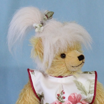 Summer, Sun and Holiday Beach Girl Lilly 32 cm Teddy Bear by Hermann-Coburg