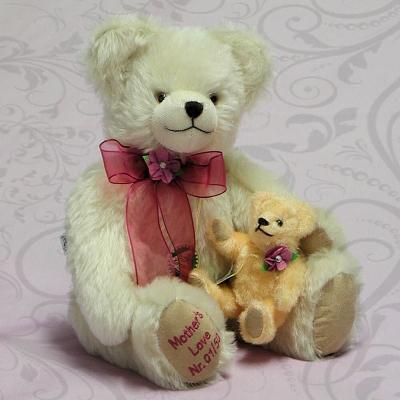 Mothers Love 31 cmTeddy Bear by Hermann-Coburg