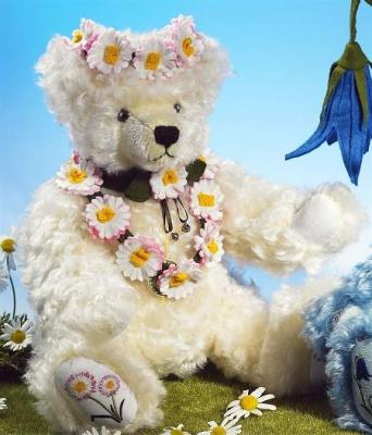 Daisy Teddy Bear by Hermann-Coburg