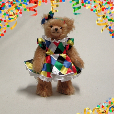 Peppina 34 cmTeddy Bear by Hermann-Coburg