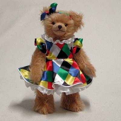 Peppina 34 cm Teddy Bear by Hermann-Coburg