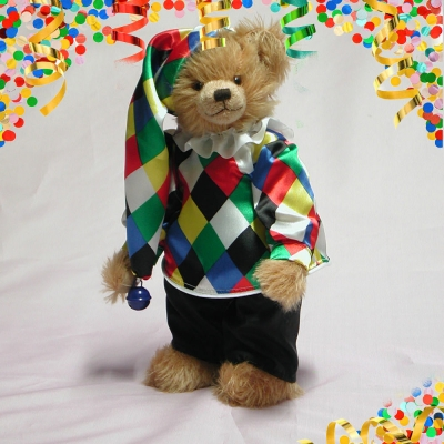 Peppino 36 cmTeddy Bear by Hermann-Coburg