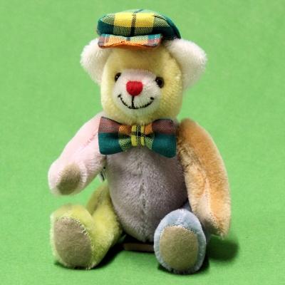 Good Mood Bear 18 cm Teddy Bear by Hermann-Coburg