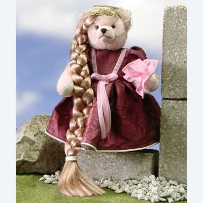 RapunzelTeddy Bear by HERMANN-Coburg