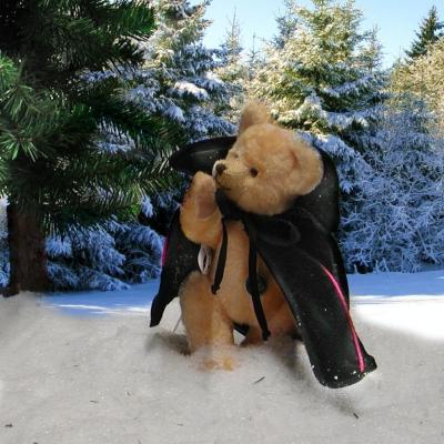 Teddy BimBamBum 23 cm Teddy Bear by Hermann-Coburg