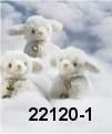 weißes Miniatur Schaf von Hermann-Coburg