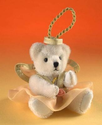 Angel Teddy Bear by Hermann-Coburg