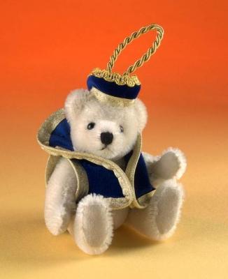 Balthasar Teddy Bear by Hermann-Coburg