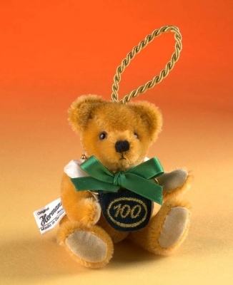 Centennial Bear Teddy Bear by Hermann-Coburg