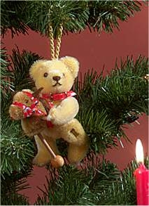 Reitersmann Teddybär von Hermann-Coburg
