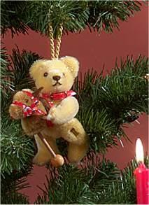 Reitersmann Teddy Bear by Hermann-Coburg