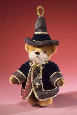 Merlin Teddy Bear by Hermann-Coburg