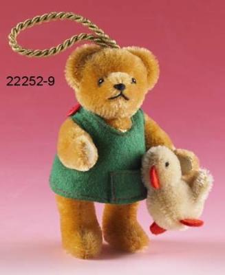Alle meine Entchen Teddybär von Hermann-Coburg