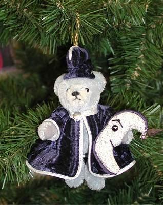 Mann im Mond Teddy Bear by Hermann-Coburg