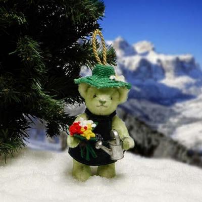 Im Garten Eden Teddy Bear by Hermann-Coburg