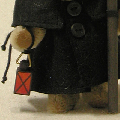 Der gute Hirte Teddy Bear by Hermann-Coburg