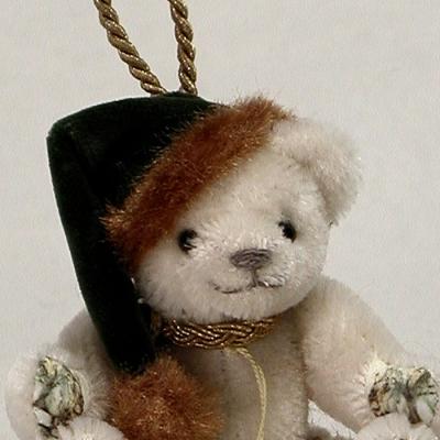 Little Star Rider - Kleiner Sternenreiter Teddy Bear by Hermann-Coburg