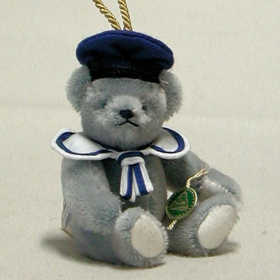 Kleiner Matrosenjunge 13 cm Teddybär von Hermann-Coburg