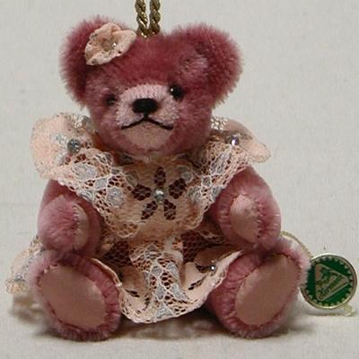 Little Teddy-Doll 13 cm Teddy Bear by Hermann-Coburg
