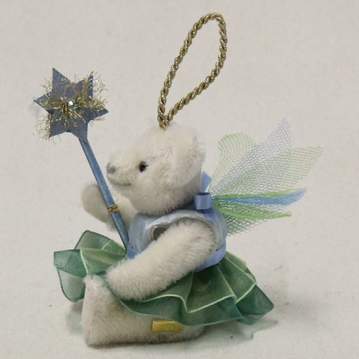 Sweet little Tinkerbell 13 cm Teddy Bear by Hermann-Coburg